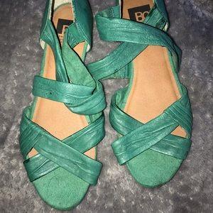 BC sandals